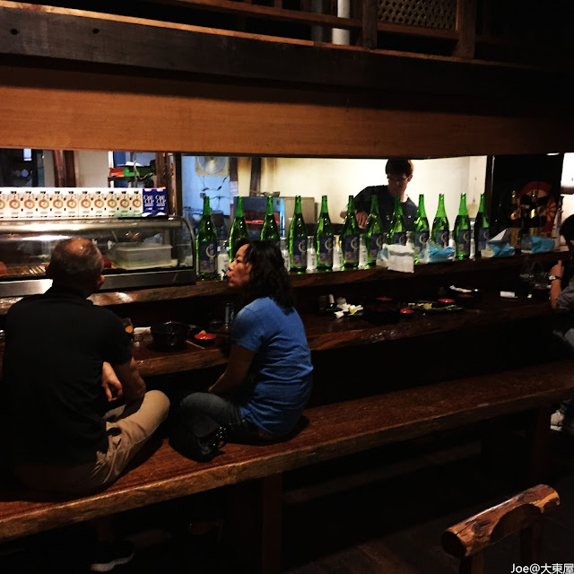 7 - 【台中美食】有著老舊日式建築的大東屋 @大東屋 @日式料理 @鰻魚飯 @小酌一杯