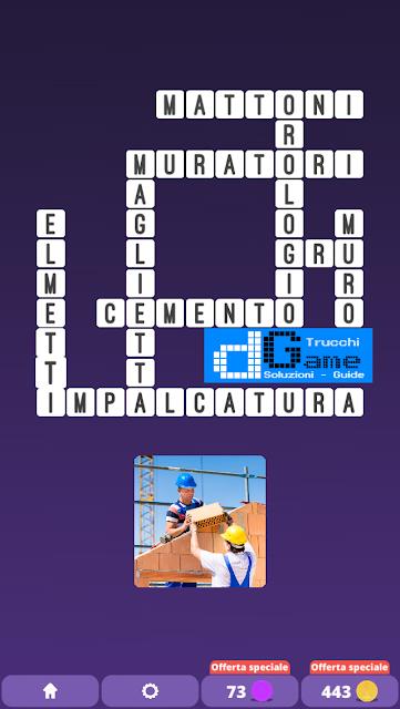 Soluzioni One Clue Crossword livello 14 schemi intermedia (Cruciverba illustrato)  | Parole e foto