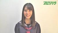 小坂菜緒 スピリッツ 2018年3月5日発売号 コメント動画