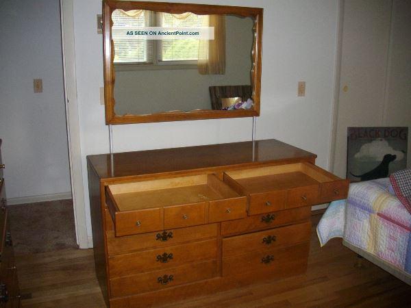 vintage ethan allen bedroom furniture dresser ideas