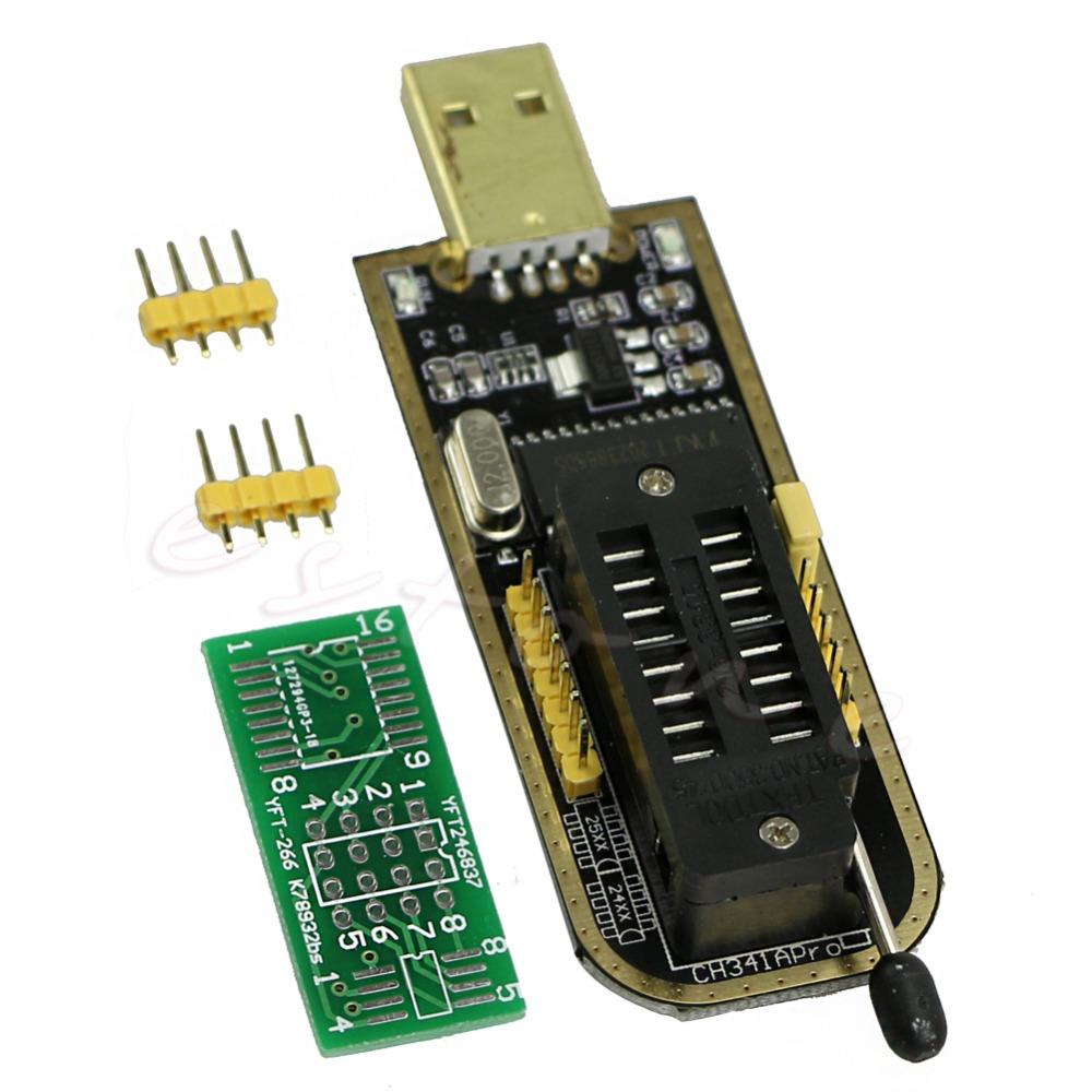 Esquemas e Memórias: Gravador de EPROM CH341A