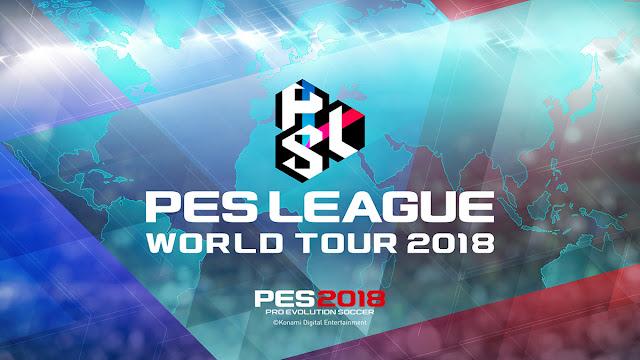 PES LEAGUE 2018
