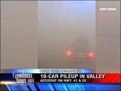 kings county dust storm vehicle crash 10 car pileup highway 41 kettleman city