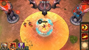 Legendary Heroes MOD APK 2.1.0-Screenshot-2