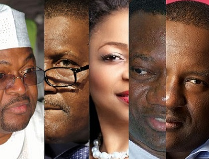 5 Nigerian Billionaires Whose Wealth Could End Poverty In The Country