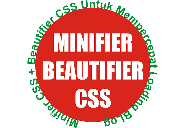 CSS Minifier dan Beautifier