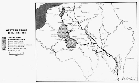 WWII? What was that? And when did it start? Part II - Road to the Treaty of Versailles