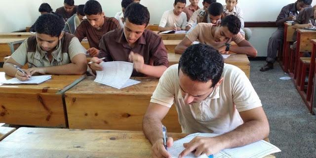 خطة التربية والتعليم لتأمين نقل أسئلة امتحانات الثانوية العامة 2017