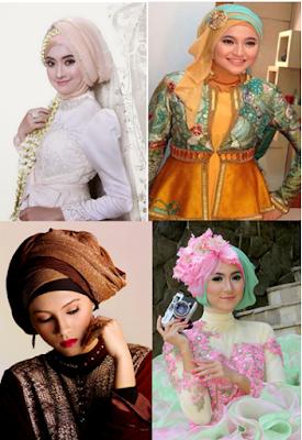 Kumpulan Tips dan Model Hijab Muslimah Paling Teranyar 2017