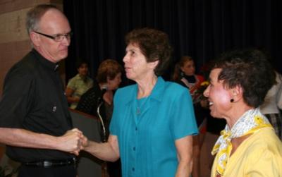 St. Ann Catholic School Honors Sisters of Charity