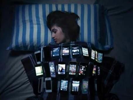 Pola tidur yang rusak gara-gara smartphone
