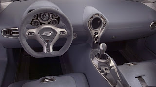 2005 Ford Shelby GR-1 concept interior