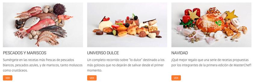 Curso Online Cocina
