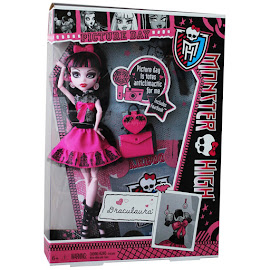 MH Picture Day Draculaura Doll