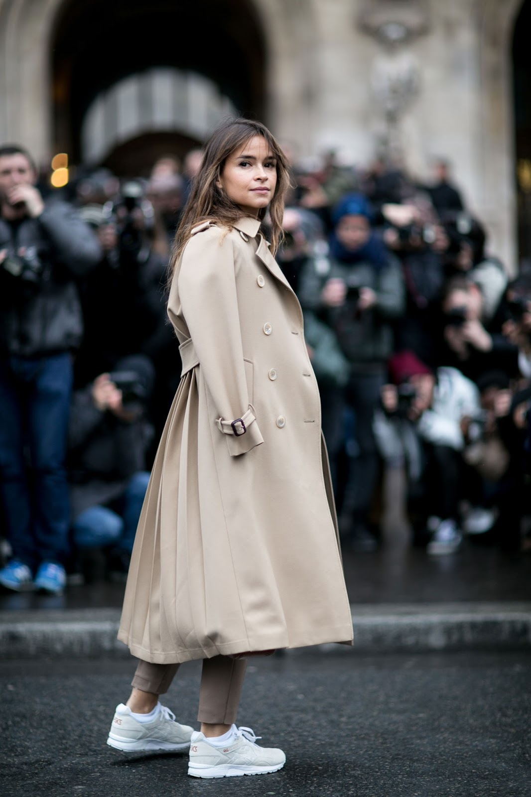 Miroslava Duma's Fashion Week Autumn/Winter 2016 Style