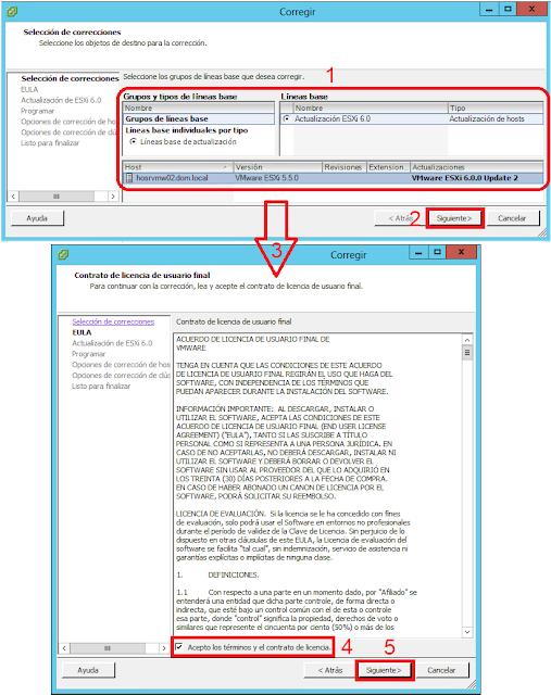 Contrato de licencia de usuario final.