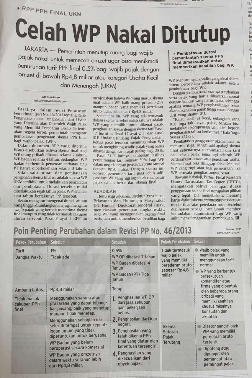 Berbagai Informasi Pajak Hotel dan Restoran yang Berlaku di DKI Jakarta