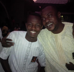 Finally Revealed..! Odunlade Adekola's Younger Brother Is Also A Yoruba Actor [See Proof]