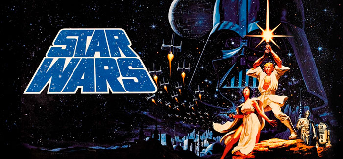 Star Wars George Lucas 1977