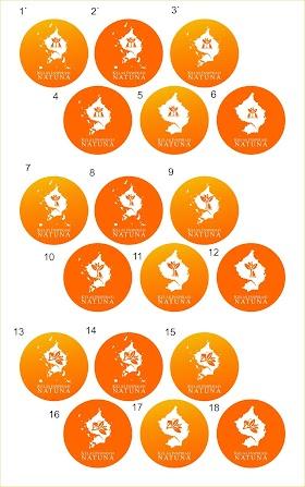 Desain Logo Kelas Inspirasi Natuna