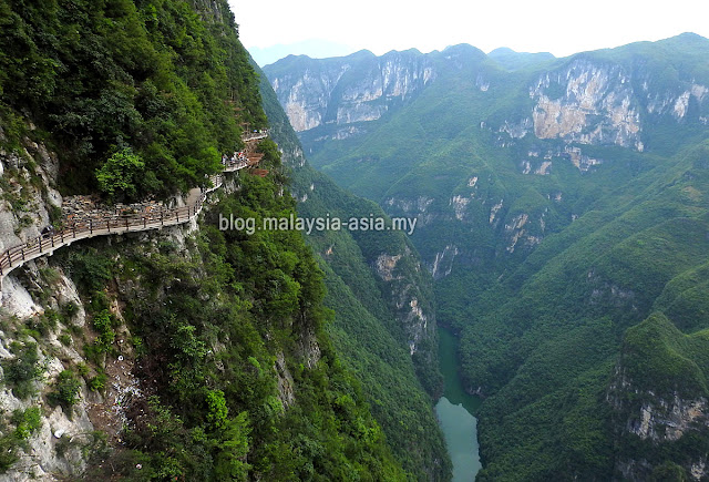 Longgang Glass Cliff Walk