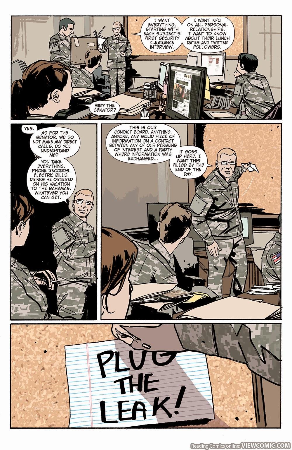 The Activity 011 (2012) …………………… | Viewcomic reading comics