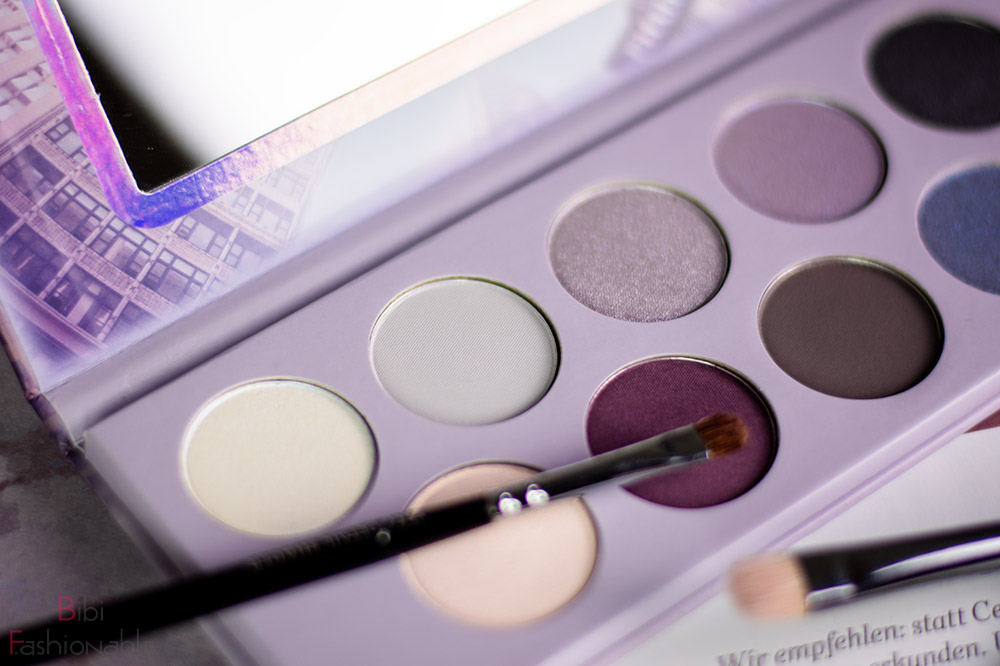 essence Hello New York eyeshadow Palette nah links