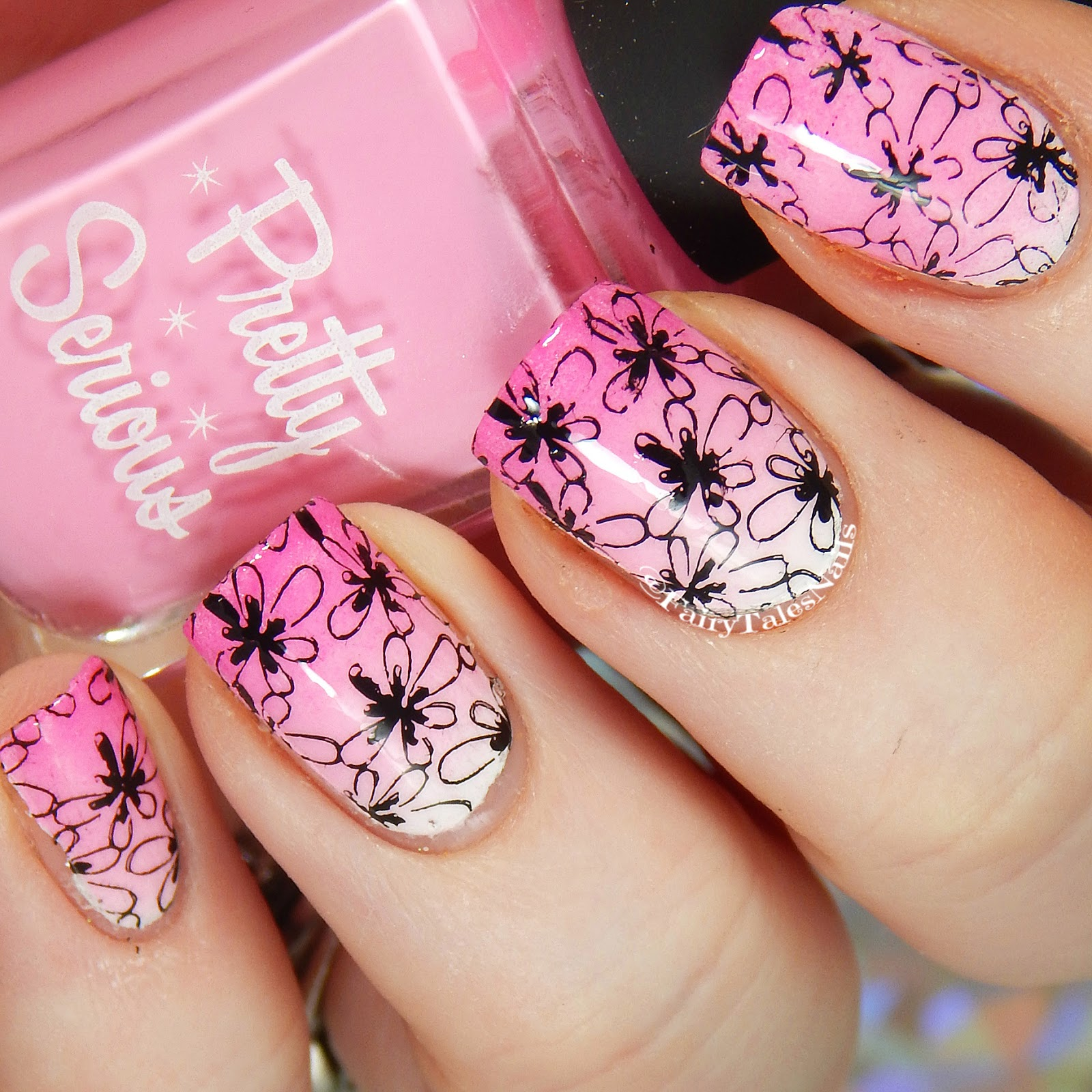 Fairytales Nails 26 Great Nail Art Ideas Pastel To Bold Gradient