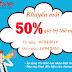 Khuyến mãi Mobifone 50% thẻ nạp ngày 7/4 – 14/4/2016