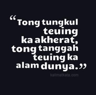 Dp Bbm Kata Bijak Bahasa Sunda Terbaru