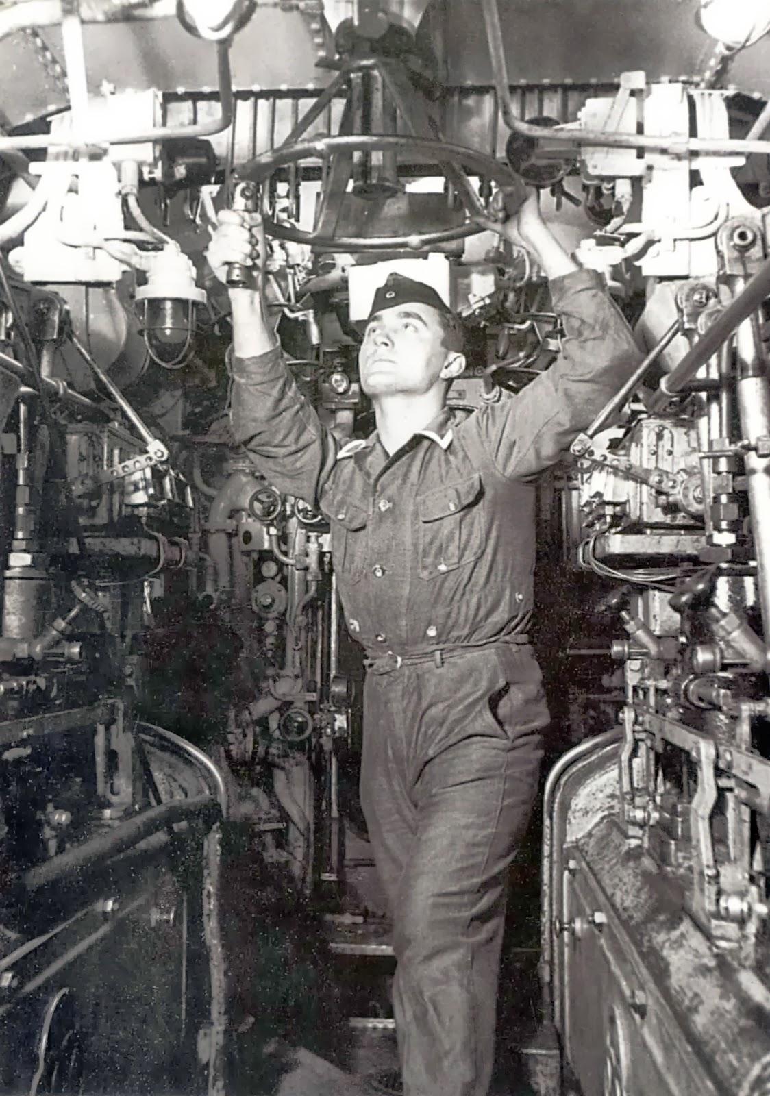 German U Boats Ww2 Inside