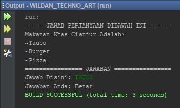 Contoh sederhana penggunaan fungsi equalsIgnoreCase String pada Java