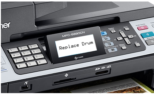 How to Replace Drum Unit on Brother Printer