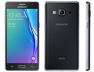 Haga HP Samsung Galaxy Z3 Corporate Edition terbaru