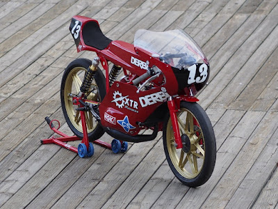 "Derbi FDX ""Bala Roja"" by XTR Pepo"
