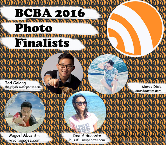 BCBA2016 Finalists of Photo Niche