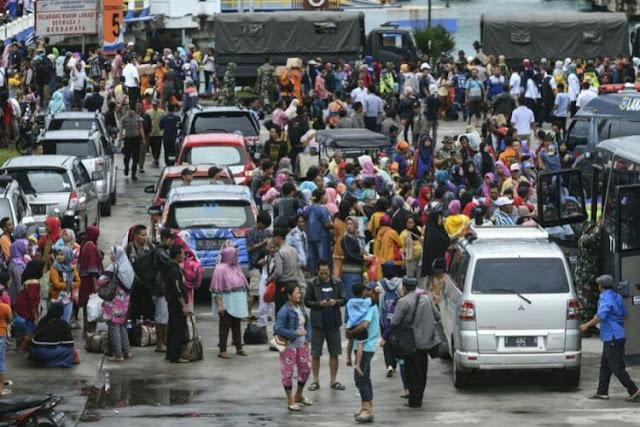 Allah Beri Tanda Kepada Warga Sebesi, 1 Jam Sebelum Terjadi Tsunami