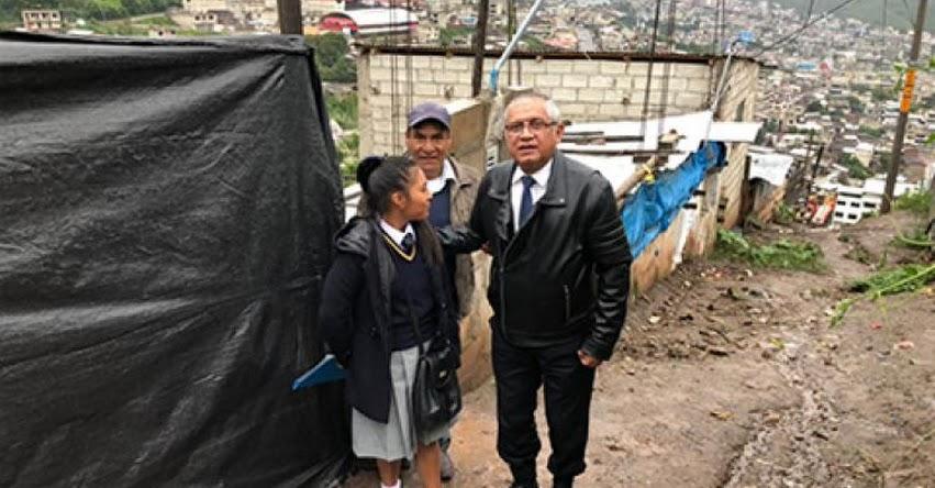 MINEDU: Viceministro Molinari acompañó a escolares de Abancay en su primer día de clases - www.minedu.gob.pe