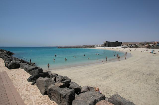 Puerto del Rosario-Spiaggia-Fuerteventura