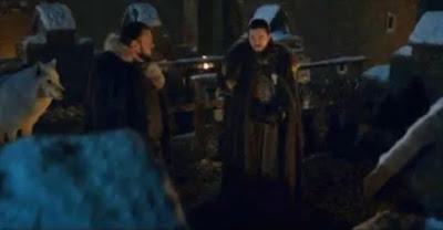 Ghost, Night King e Florence and The Machine, Os 3 Grandes Detalhes Que Provavelmente Lhe Escaparam no Episódio 2 da Última Temporada de Game of Thrones