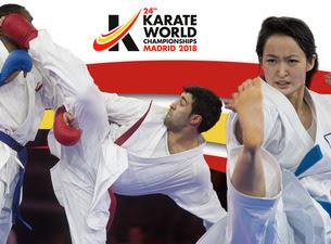 KÁRATE - Mundial 2018 (Madrid, España)
