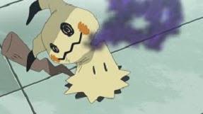 PPokemon Sol y Luna Capitulo 38 Temporada 20 Mimikyu desenmascarado