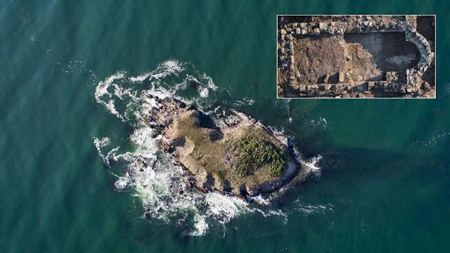 Ancient Thracian settlement found on Bulgaria's St Thomas Island