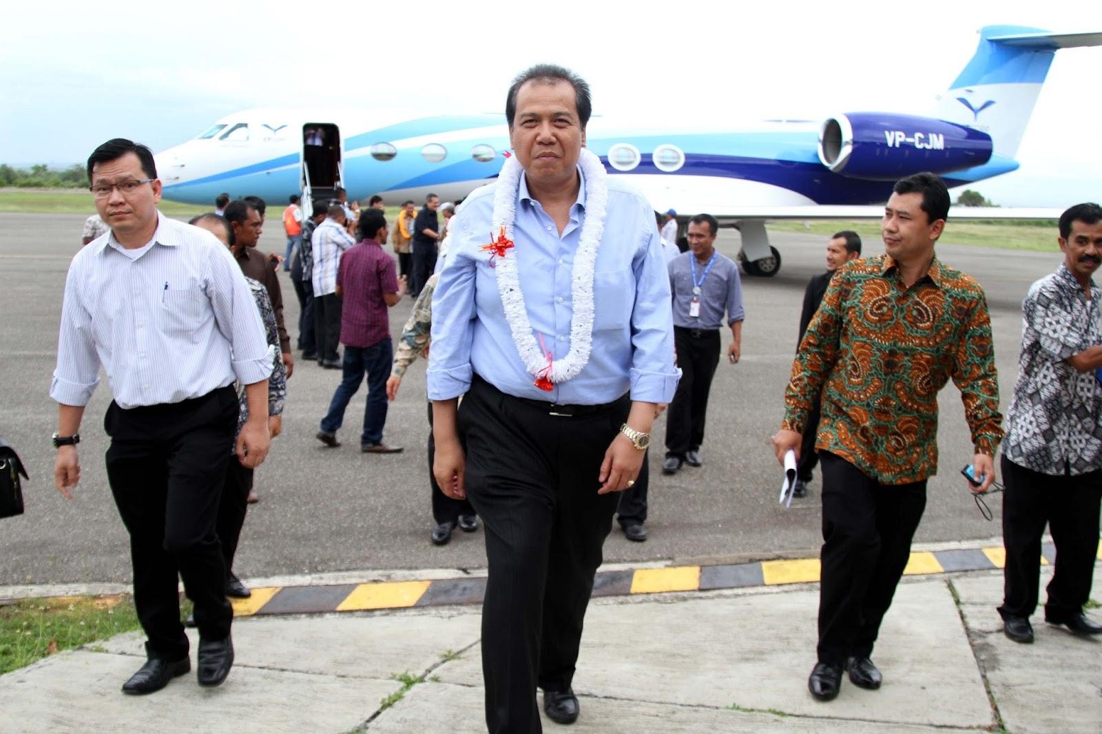 chairul tanjung office chair nz orang indonesia yang memiliki pesawat pribadi