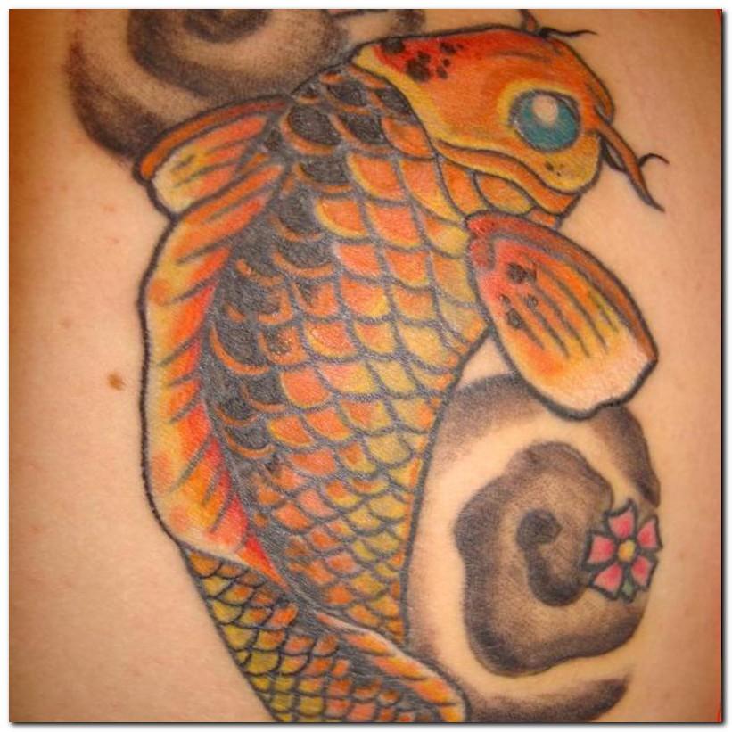 Tribal Tattoo Designs: Koi Fish Tattoos and Tattoo Designs