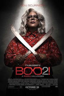 Boo 2! A Madea Halloween ( 2017 )