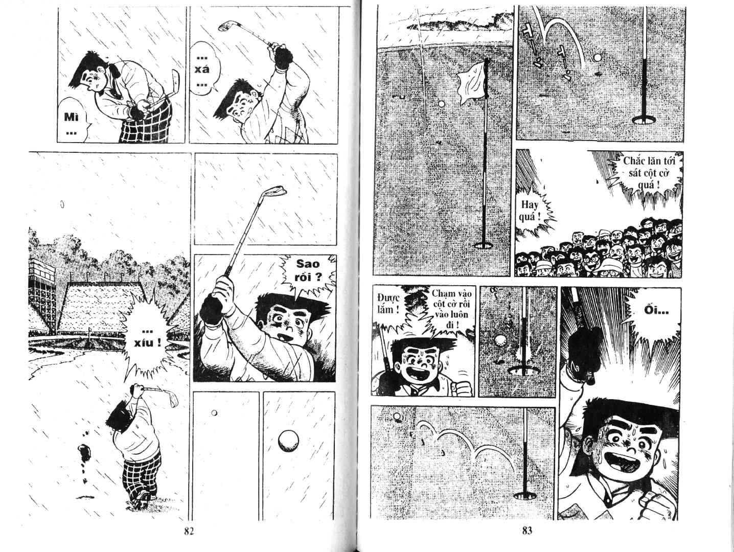 Ashita Tenki ni Naare chapter 47 trang 41