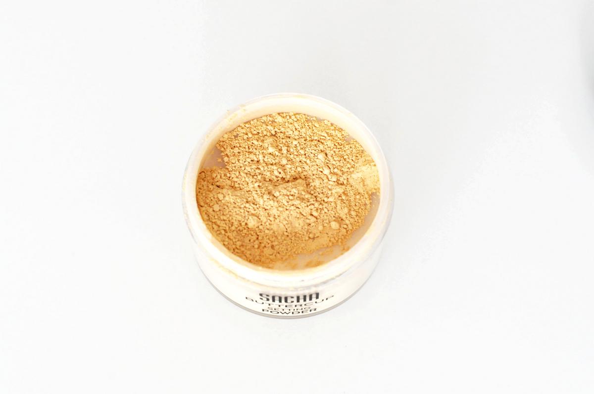 Black Beauty Skin: Sacha Buttercup Setting Powder