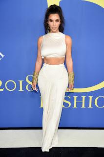 CFDA 2018 Kim Kardashian West