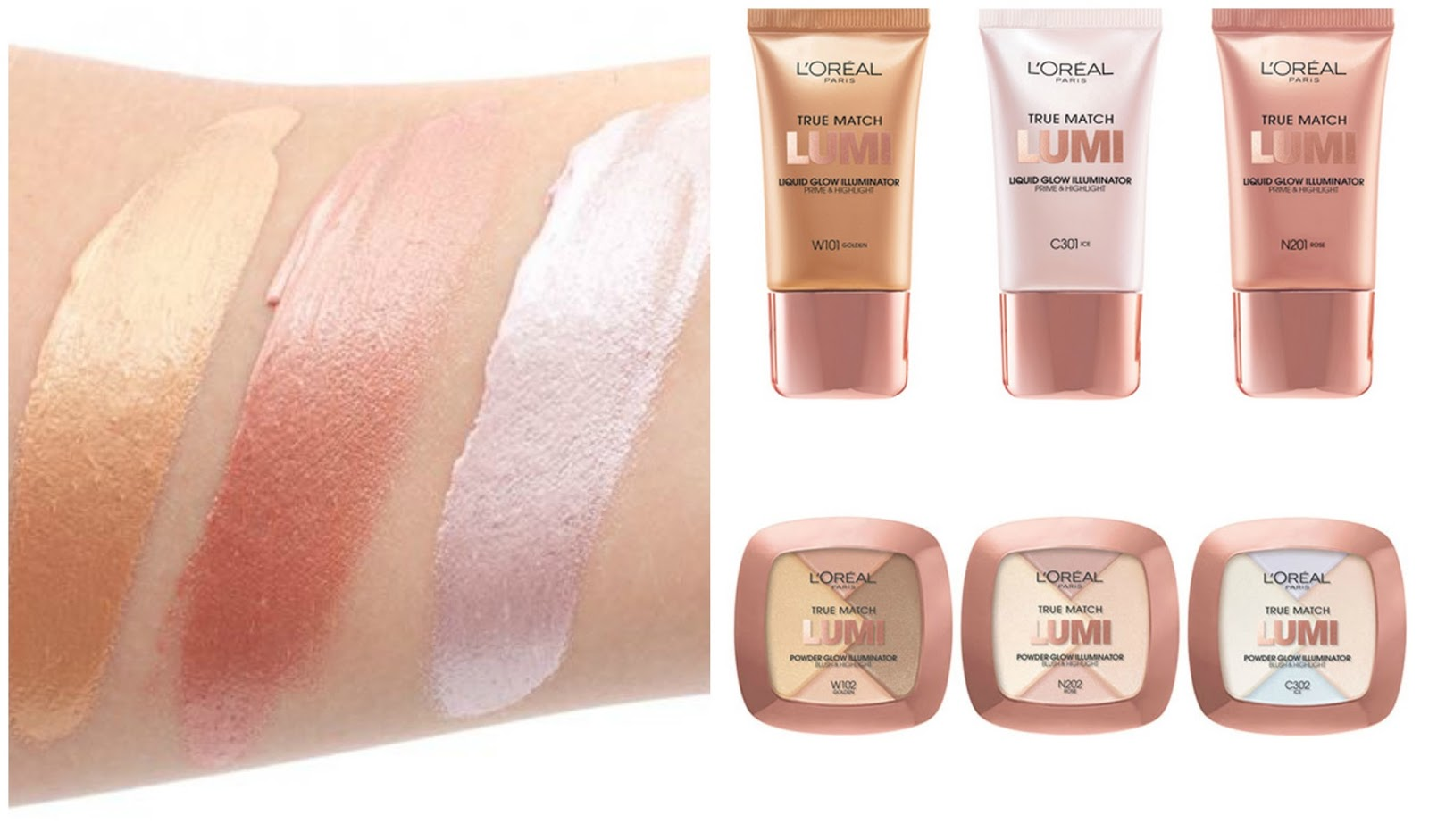 Iluminador Loreal Top Iluminadores Low Cost Top Highlighters Low Cost Esther